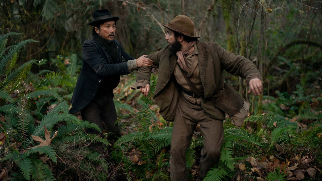 Critique «First Row» (2020): Un automne en Oregon - ScreenTune