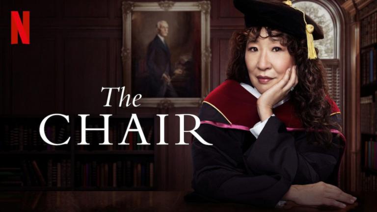 Critique «The Chair» (Directrice) (2021): Diriger : c'est prévoir ! (Dit-on) - ScreenTune