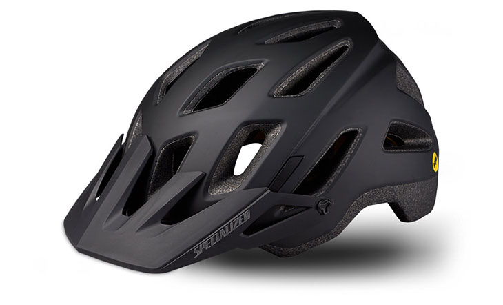 Specialized Ambush Comp with ANGi - Black/Charcoal