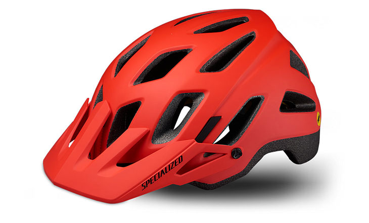 Specialized Ambush Comp with ANGi - Rocket Red/Black