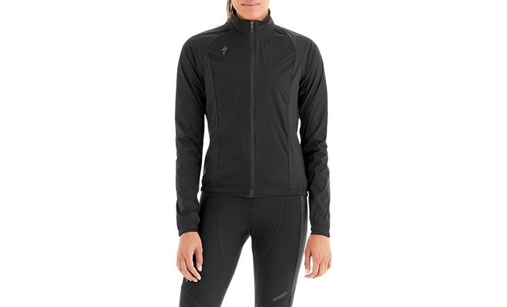 Specialized Women's Deflect Wind Jacket - Black