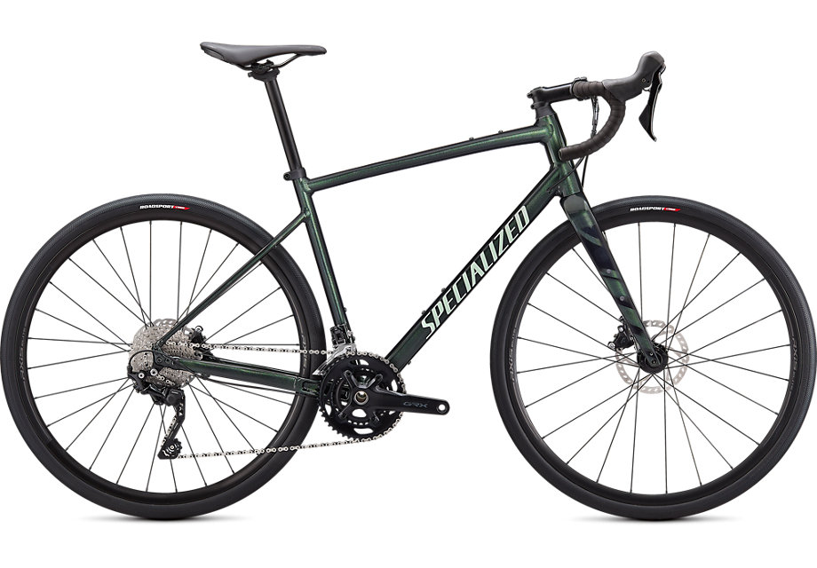 diverge-elite-e5-gloss-oak-metallic-green