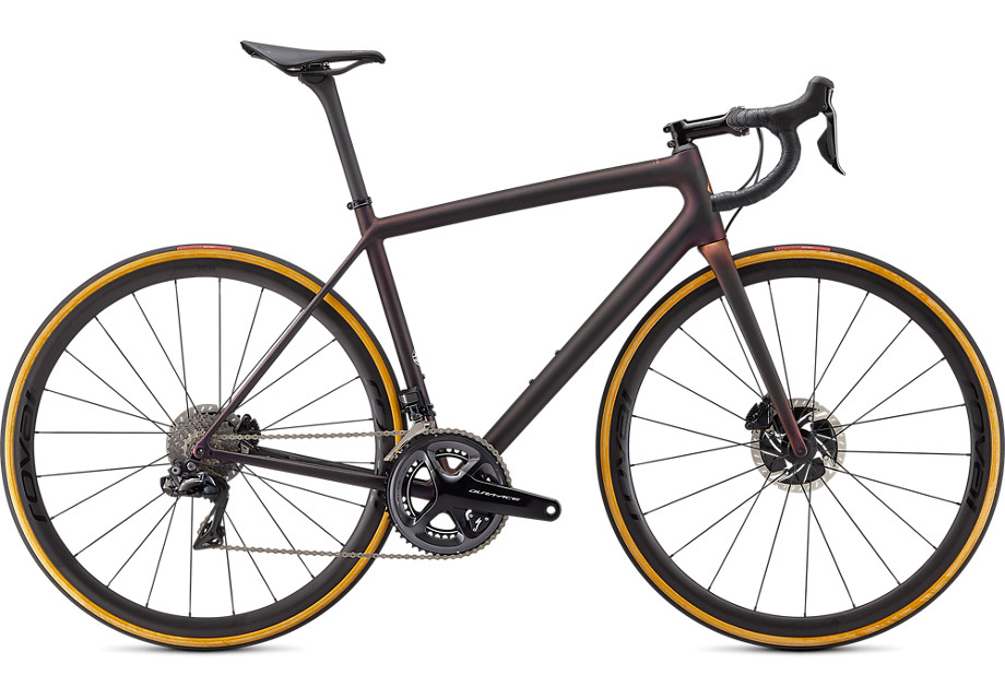 sworks-aethos-di2-carbon-red-gold