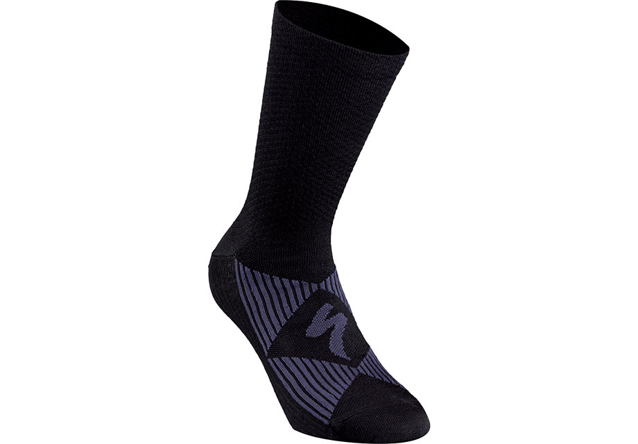 merino-wool-sock-black