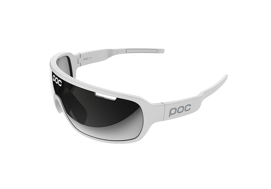 poc-do-half-blade-white-silver