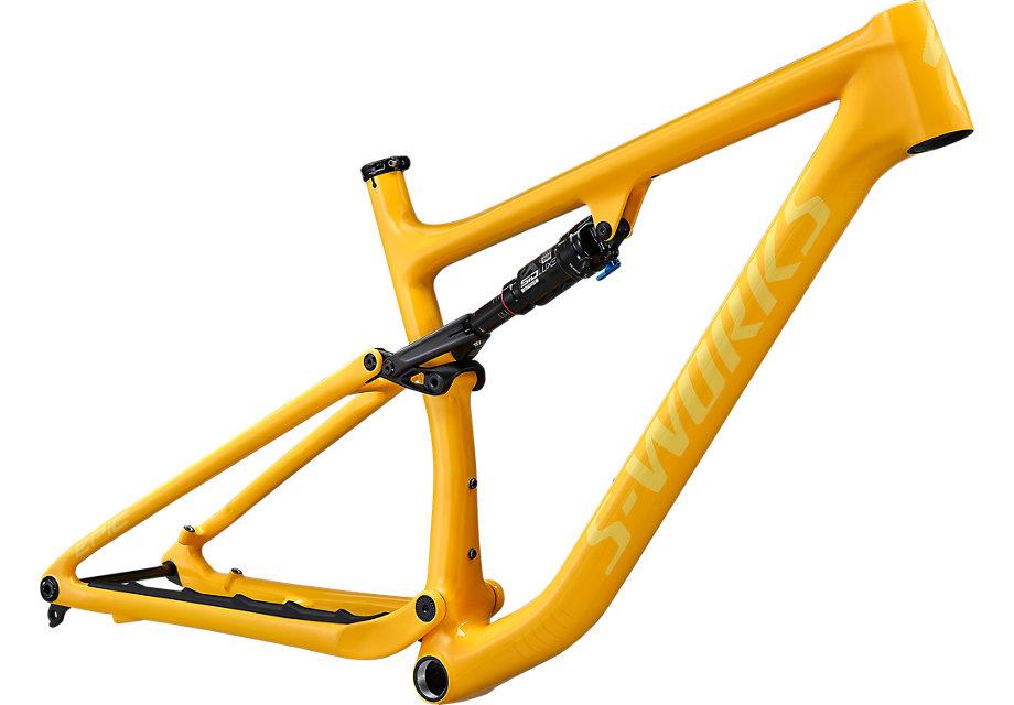 sworks-epic-evo-frameset-gloss-brassy-yellow