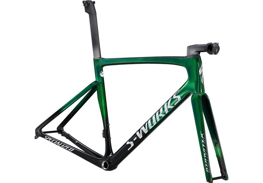 sworks-tarmac-sl7-frameset-green-tint-fade