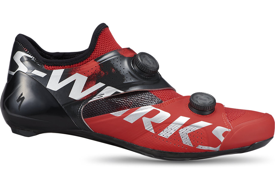 sworks-ares-road-shoes-red