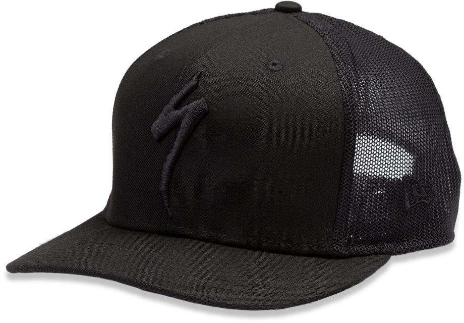 new-era-s-logo-trucker-hat-black