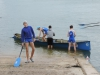 Duodécima jornada de la LIGA REGIONAL DE BATELES, celebrada el domingo 20 de marzo de 2016, en Punta Parayas (Camargo).