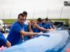 I Bandera Repsol Electricidad y Gas, tercera regata de Liga-ACT 2019, celebrada el sábado 29 de junio en la Bahía de Santander. Foto Liga-ACT.