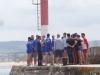 XVI Bandera Hipercor, celebrada el 14 de junio de 2015 en la Bahía de Santander.