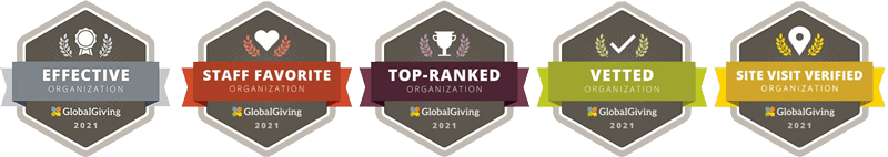 GlobalGiving Badges
