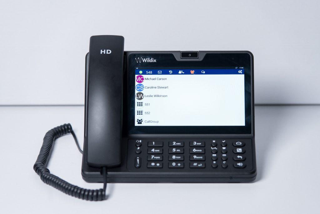 Vision Telefon Apparat