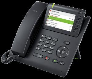 Openscape Deskphone CP600 für Unify Openscape Business