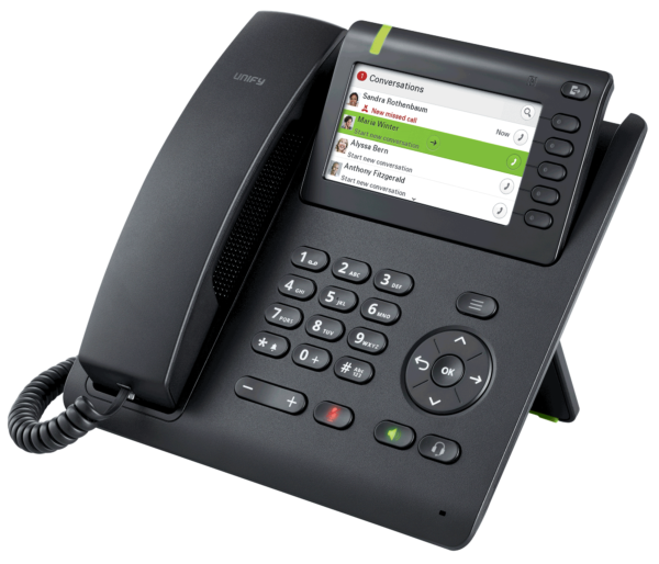 Image Openscape Desk Phone CP600
