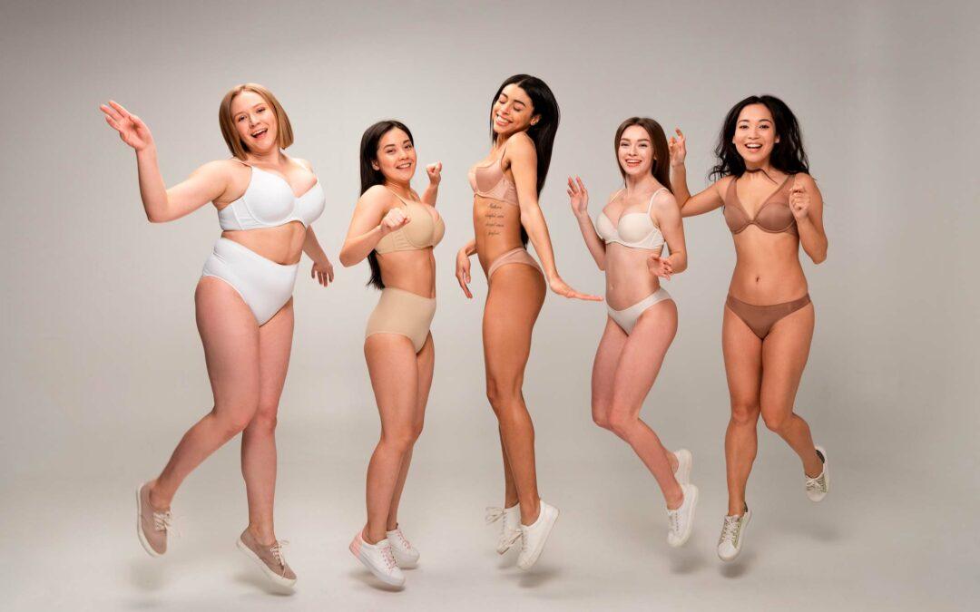 Body Confidence When Swinging