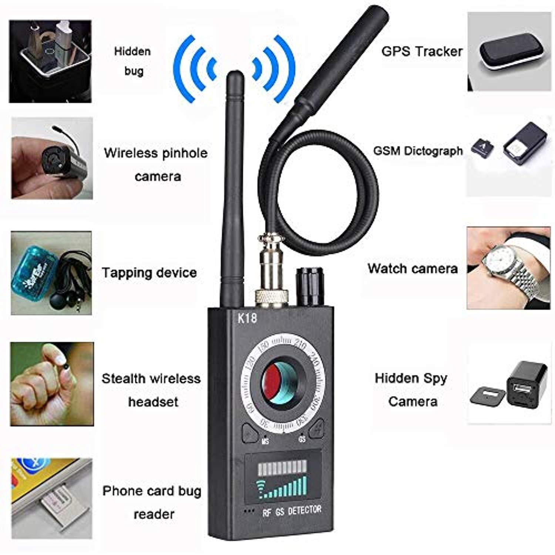 CB-Radios Motors UNKNOK RF Signal Scanner Radio Anti-spy Hidden ...