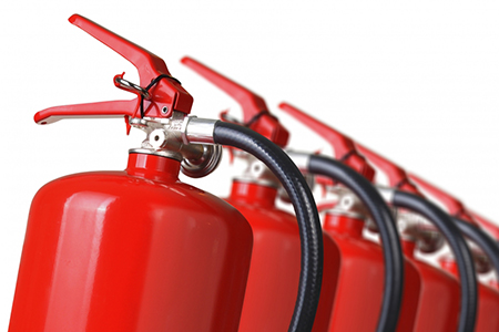 Brandsläckare