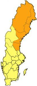 sverigekartaNorrland