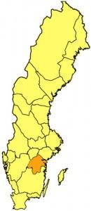 sverigekartaOstergotland
