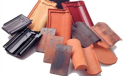 Toitures en tuiles construction réparation tuile argile
