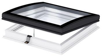 Fenêtre pour toit plat avec verre courbé VELUX