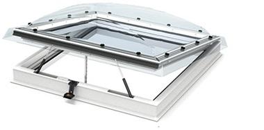 Fenêtre dôme pour toit plat VELUX