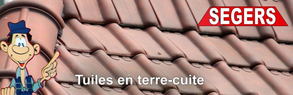 Tous travaux de toitures en tuiles terre cuite