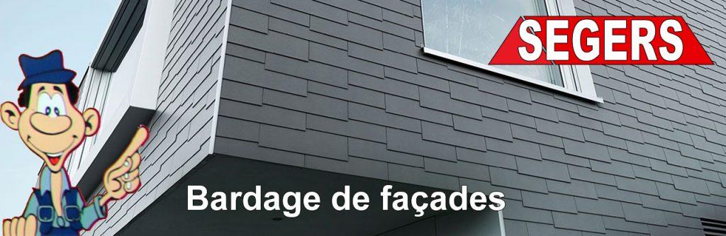 Bardage et isolation de pignons et façades