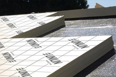 Rénovation, isolation toiture par l'extérieur.