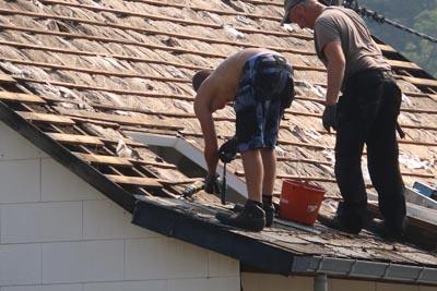 Rénovation toiture avec isolation et velux à Mons