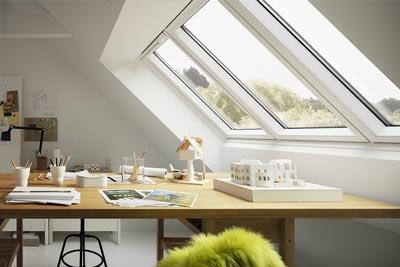 Installation et remplacement deenêtres de toit Velux