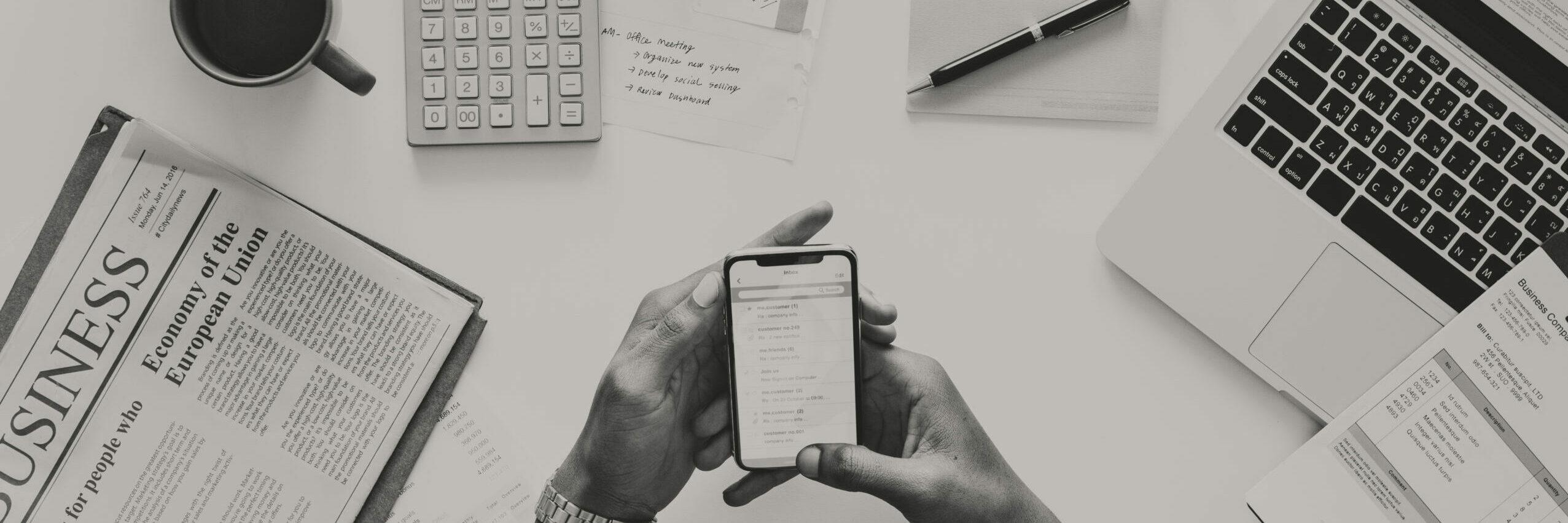 Overzicht van onze communicatiekanalen