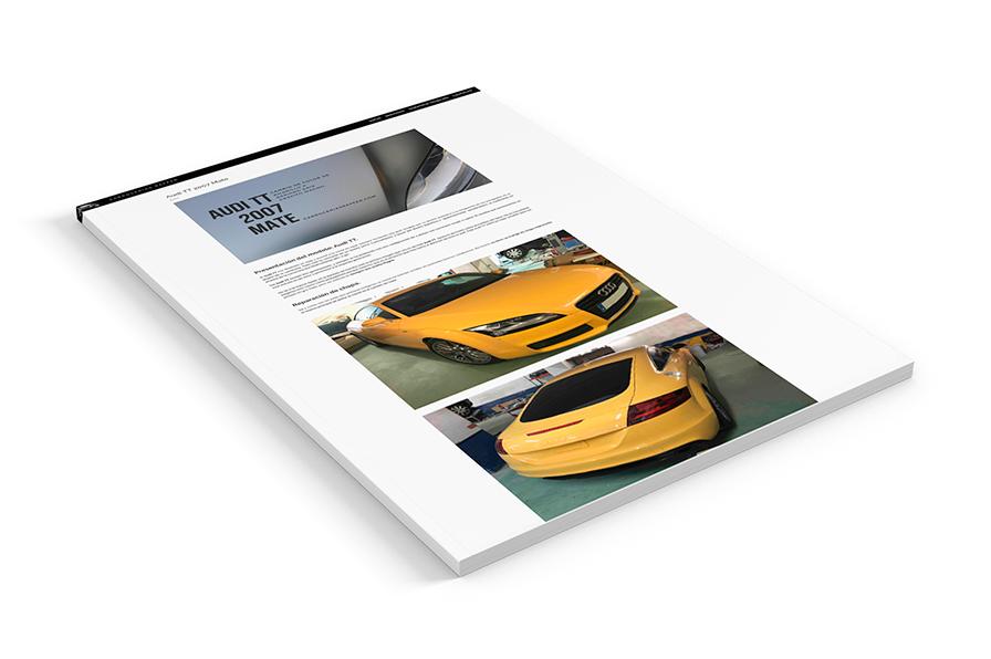 seik diseño web en gipuzkoa proyectos carrocerias raffer 3a