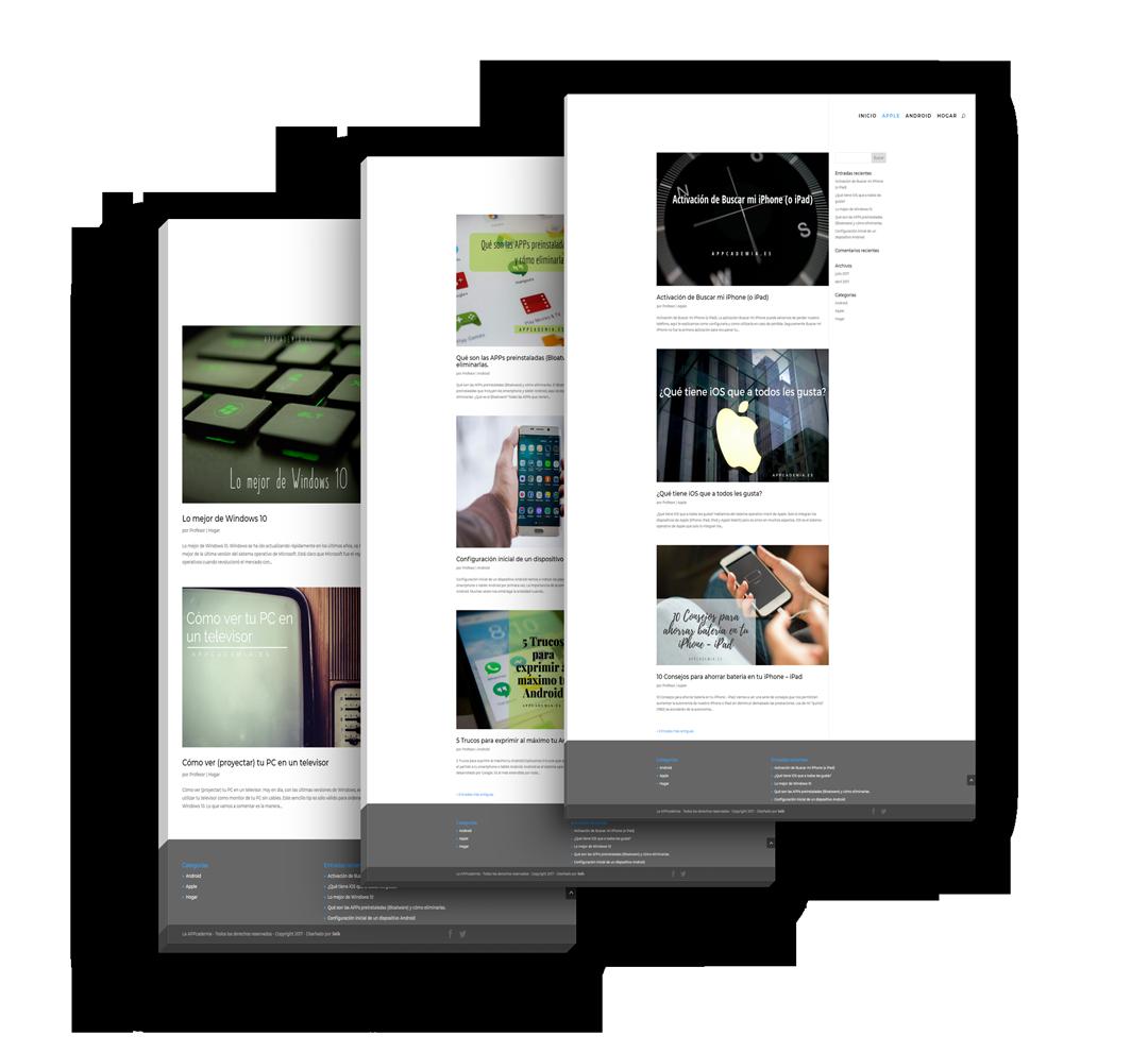 seik diseño web en gipuzkoa proyectos appcademia