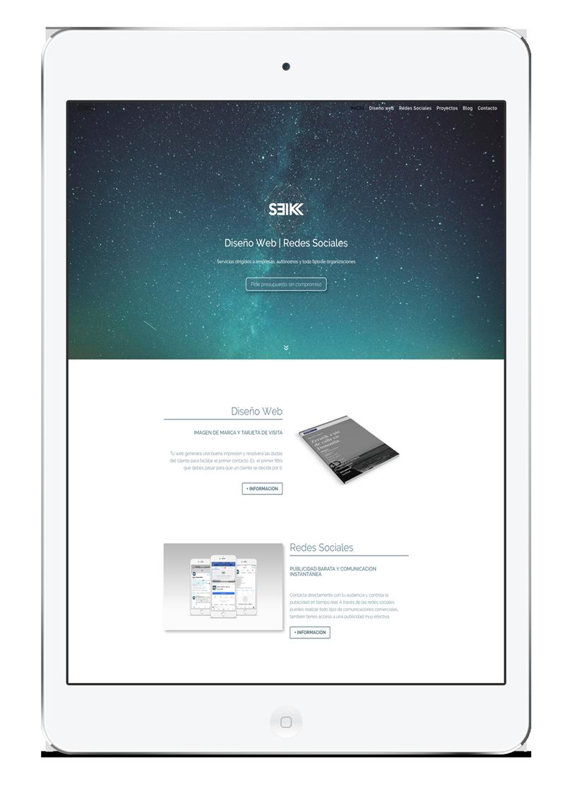 ipad-seik-diseño-web-en-gipuzkoa