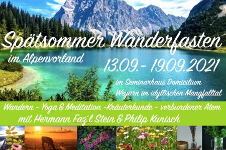 Alpenland wanderfasten
