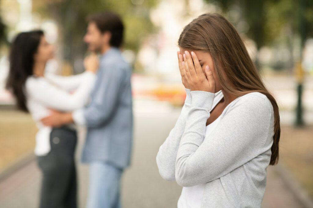 svar på spørgsmålet; Kan man være ven med en ex?