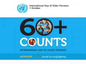 Internationella äldredagen med SeniorNet Malmö och Dagny