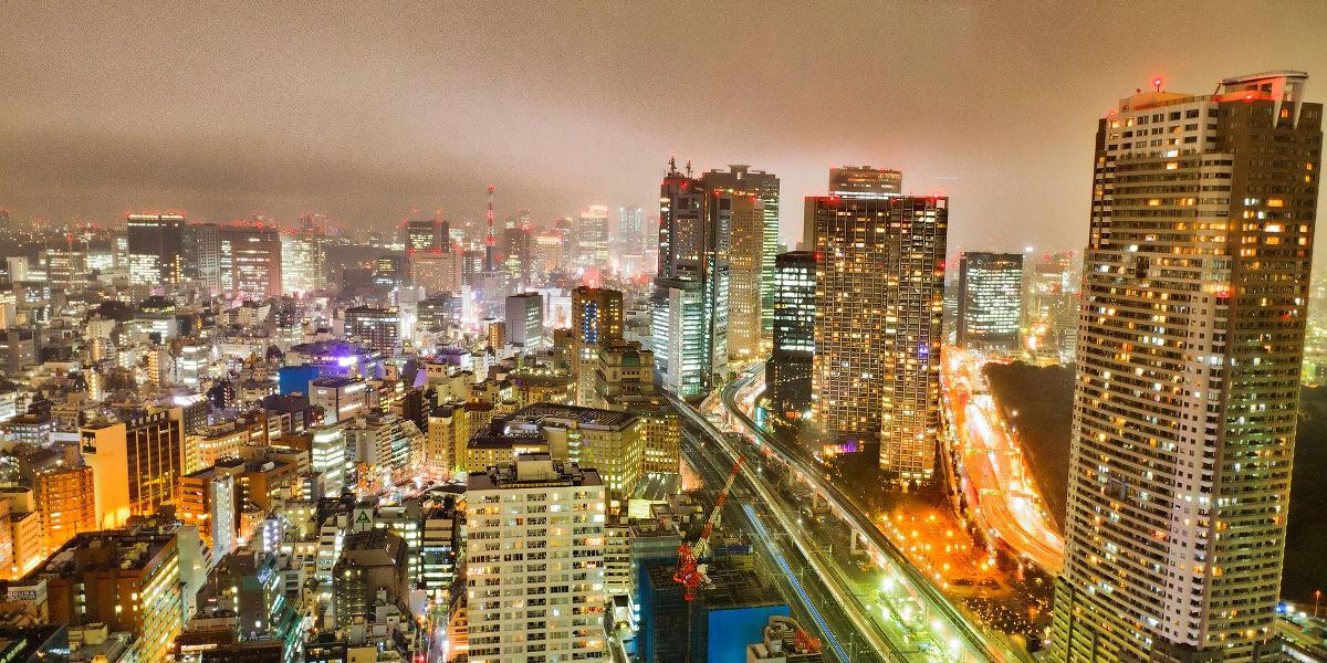 Föredrag - En resa till Tokyo
