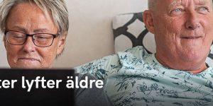 Digitala tjänster lyfter äldre ur ensamhet