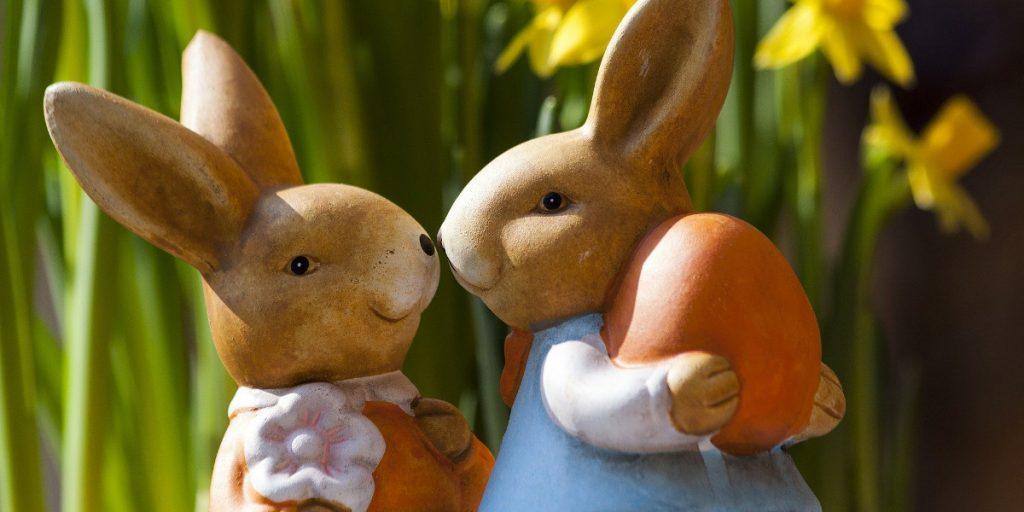 Vi önskar er alla en Glad påsk!