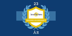 SeniorNet Malmö 23 år