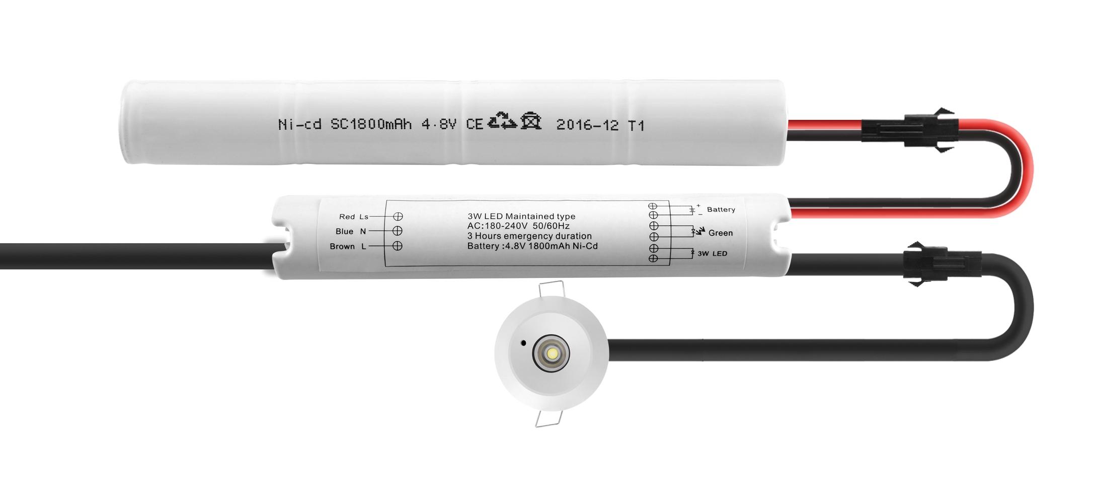Senska noodverlichting SR-2120 Image