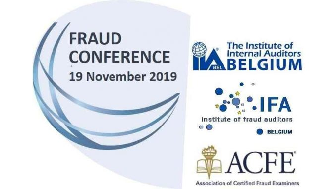 Fraud conference 2019 - Brussels