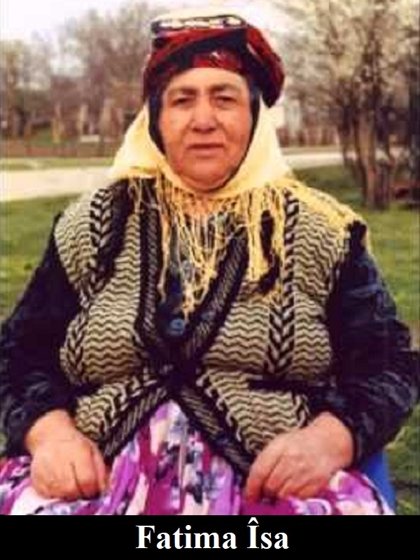 Fatima Îsa