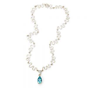 uamarine and Diamonds by Serena Fox Jewellery
