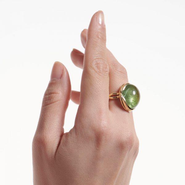 Serena Fox Acrosi Ring green