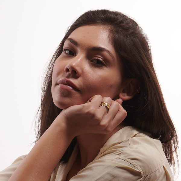Serena Fox Chondrous Ring model
